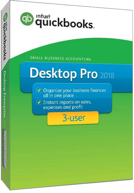 QuickBooks Products QuickBooks Pro 2018