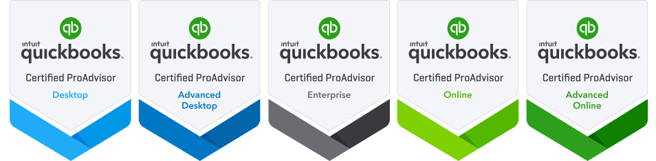 Certified QuickBooks ProAdvisors And QuickBooks Experts