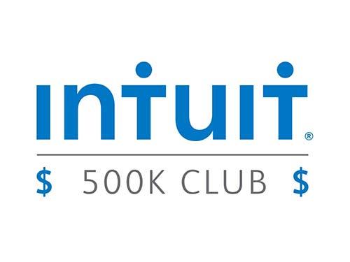 500K Club logo