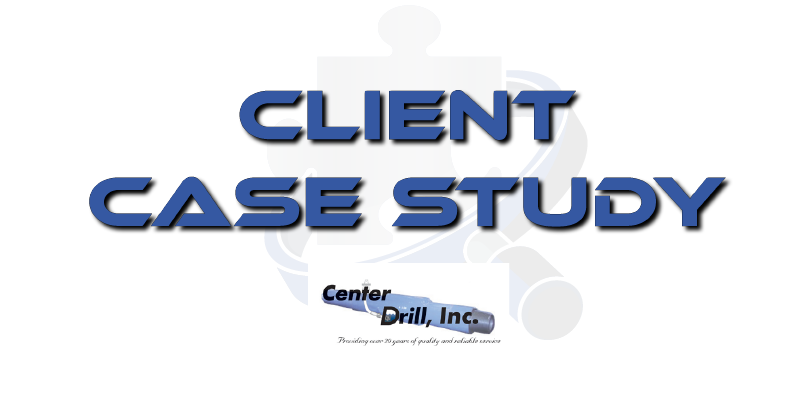 Center Drill Case Study 1