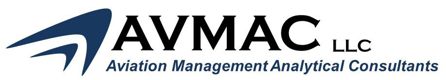 AVMAC aviation management analytical consultants logo