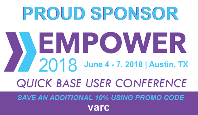 Quick Base User Conference: EMPOWER 2018