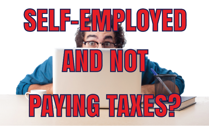 Self Employed And Taxes