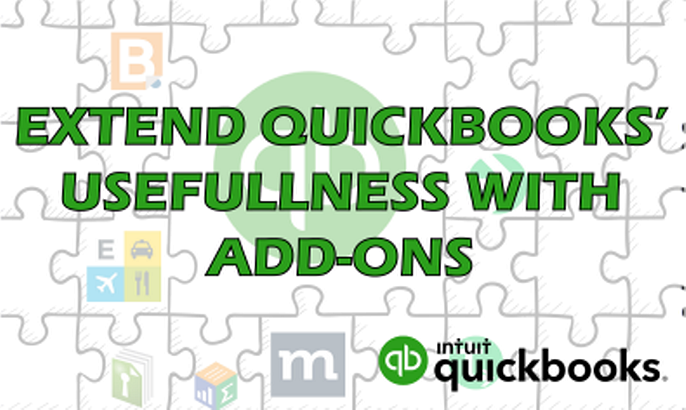 Extend QuickBooks' Usefulness With Add-Ons