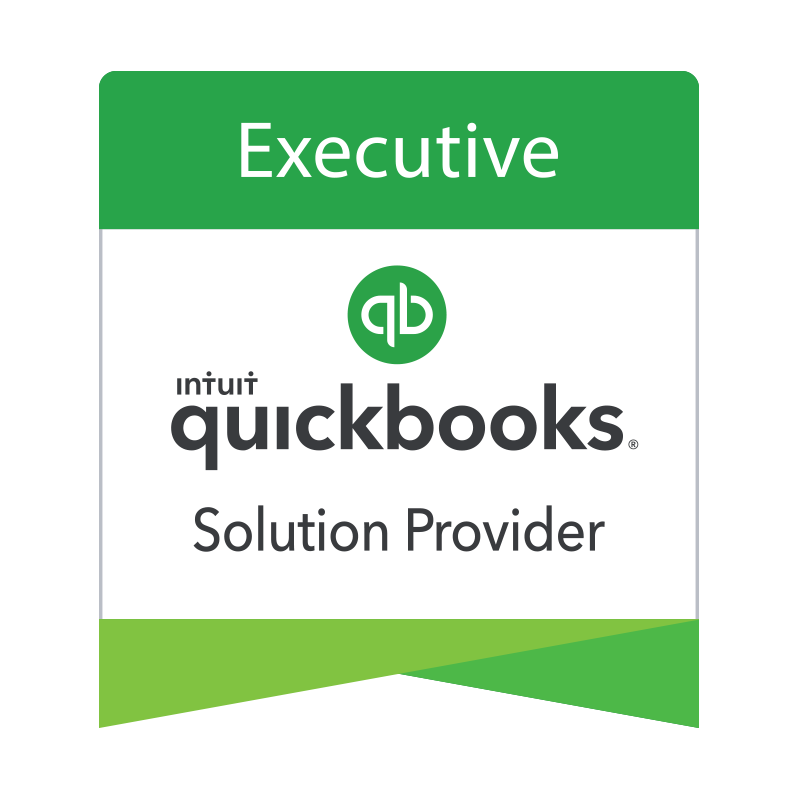 Executive Intuit QuickBooks Solution Provider