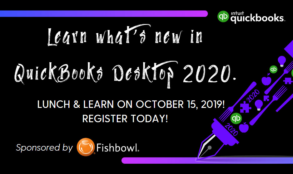Learn What's New In QuickBooks 2020