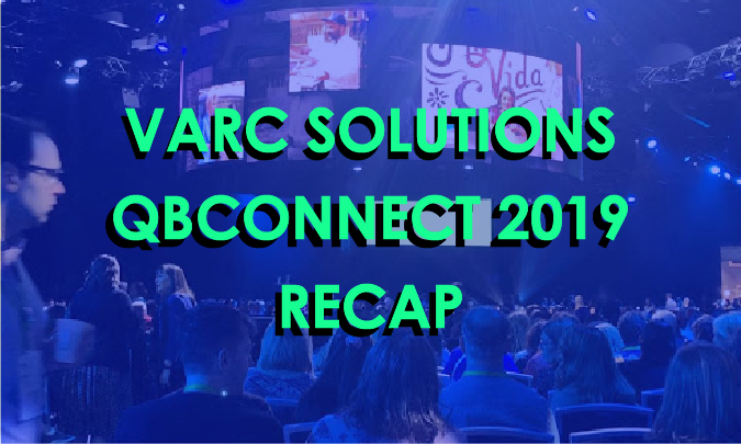 VARC Solutions Attends QBConnect 2019
