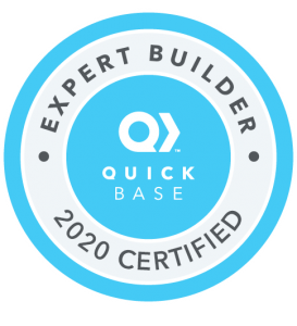 Quick Base Expert Builder 2020 Certified