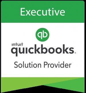 Executive Intuit QuickBooks Solution Provider