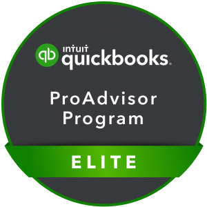 Elite QuickBooks ProAdvisor Program Badge