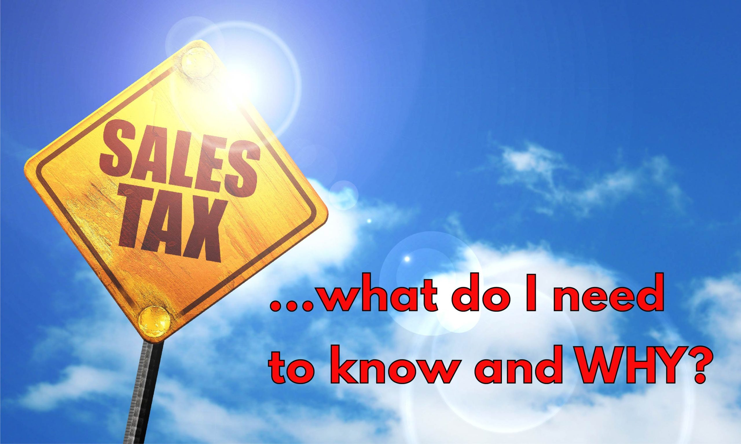 Sales Tax_what To Know And Why