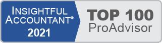 Top 100 ProAdvisor 2021